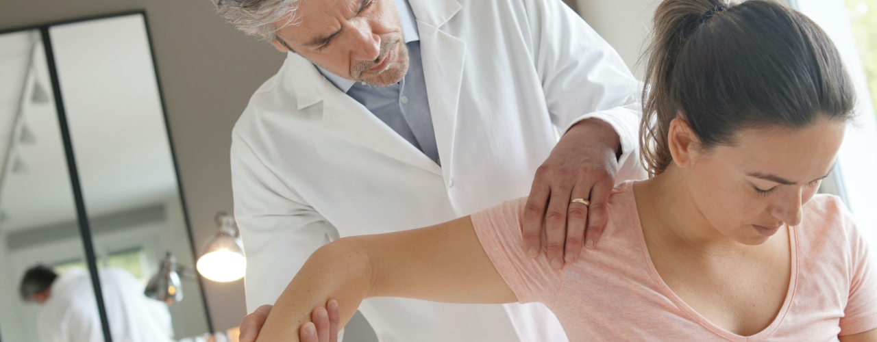 Shoulder Pain Relief Dillsburg, PA